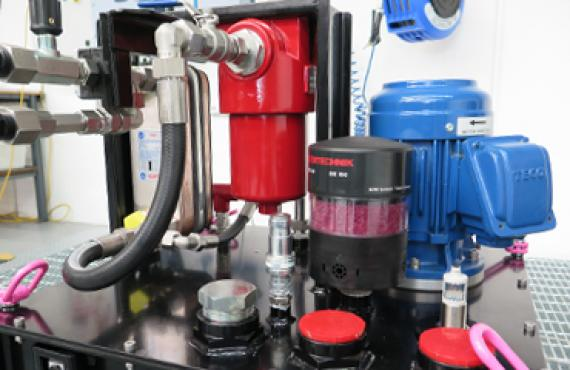 Fuel Gas and Fuel Oil Filtration