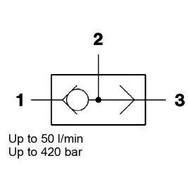 3-Way, Manifold Mounted - WVG-06