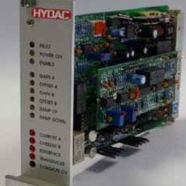 Eurocard Amplifier for Proportional Valves - PEK WAR