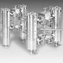 Gas Coalescer Filter - GCF