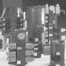 HYDAC High Pressure Power Unit HP