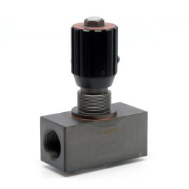 Needle Valve, Direct Acting, Inline Mounted - DV / DRV 20 to 40