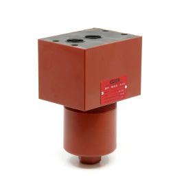Pressure Filter for Manifold Back Mounting - DFP / DFPF
