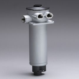 Return Line and Suction Boost Filter for Combined Hydraulic Circuits - RKM