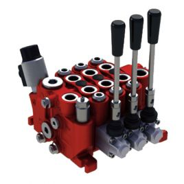 Sectional Directional Control Valve - RS 160