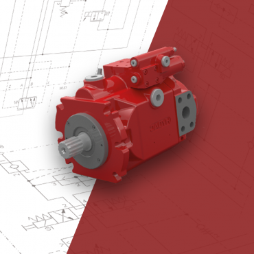 Axial Piston Pumps for mobile applications - features and benefits