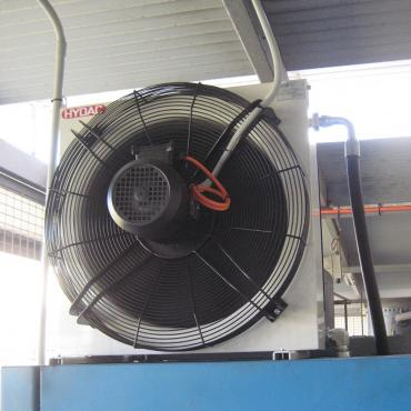 Oil cooler for a compressor in New South Wales